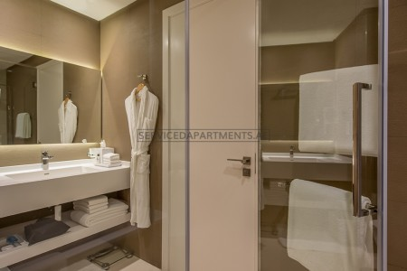 Furnished 2 Bedroom Hotel Apartment in Intercontinental Dubai Marina