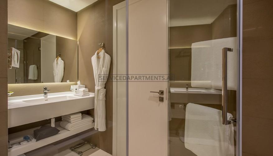 Furnished 2 Bedroom Hotel Apartment in Intercontinental Dubai Marina