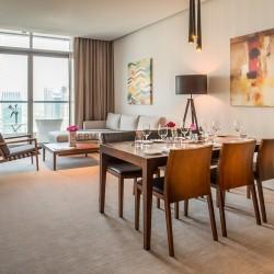 Furnished 3 Bedroom Hotel Apartment in Intercontinental Dubai Marina