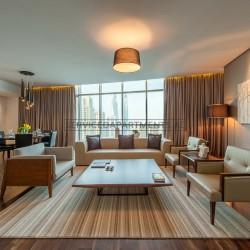 Furnished 4 Bedroom Hotel Apartment in Intercontinental Dubai Marina