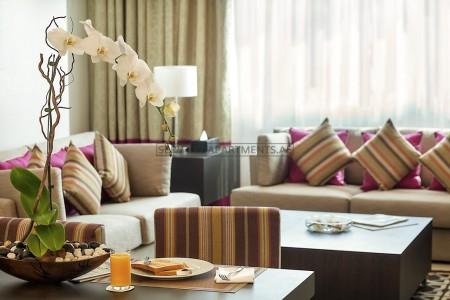 Furnished 1 Bedroom Hotel Apartment in Adagio Premium Hotel Apartment