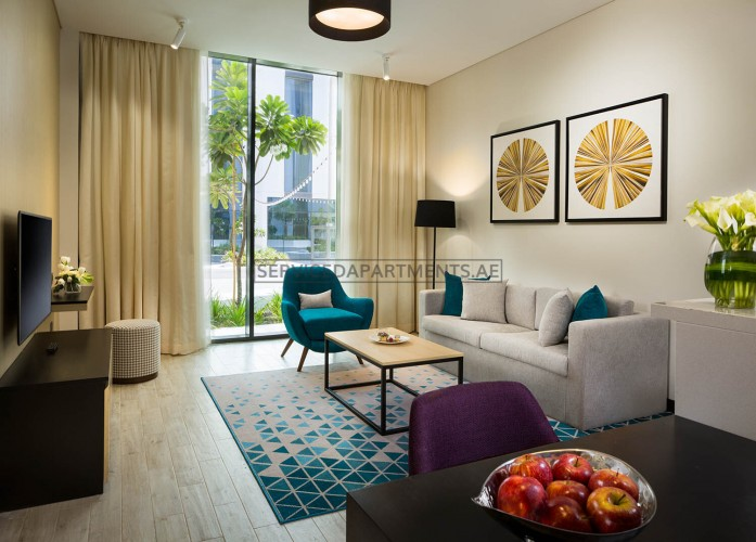 Furnished 1 Bedroom Hotel Apartment in Millennium Al Barsha