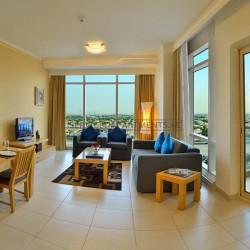 Furnished 1 Bedroom Hotel Apartment in Oaka Liwa Heights Hotel Apartment