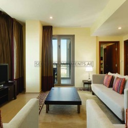 Furnished 1 Bedroom Hotel Apartment in Ramada Downtown Dubai