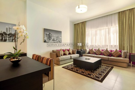 Furnished 3 Bedroom Hotel Apartment in Adagio Premium Hotel Apartment