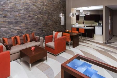 Furnished 3 Bedroom Hotel Apartment in Novotel Hotel Al Barsha