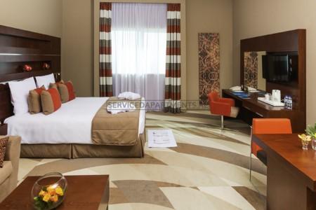 Furnished Studio Hotel Apartment in Novotel Hotel Al Barsha