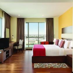 Furnished Studio Hotel Apartment in Ramada Downtown Dubai