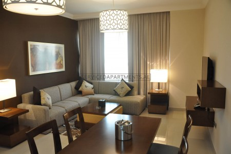 Furnished 1 Bedroom Hotel Apartment in Lavender Hotel Apartments Al Nahda