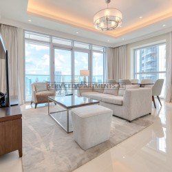 Furnished 2 Bedroom Hotel Apartment in Address Fountain Views