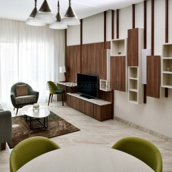 Furnished 2 Bedroom Hotel Apartment in Mӧvenpick Hotel Apartments