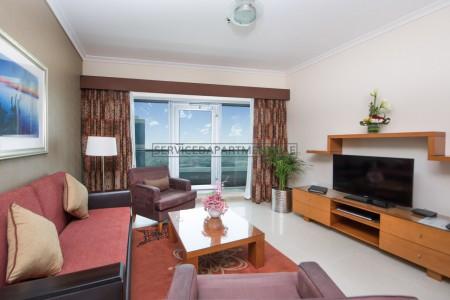 Furnished 3 Bedroom Hotel Apartment in AlSalam Hotel Suites
