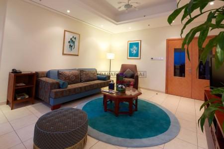 Furnished 3 Bedroom Hotel Apartment in Tamani Marina Hotel