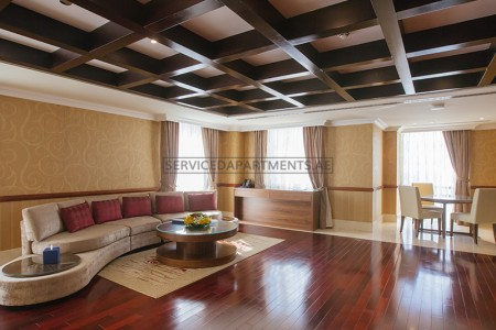 Furnished 5 Bedroom Hotel Apartment in Roda Amwaj Suites