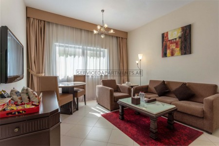 Furnished 1 Bedroom Hotel Apartment in Auris Boutique Hotel Apartments