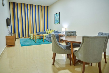 Furnished 1 Bedroom Hotel Apartment in Grand Square Hotel and Apartments