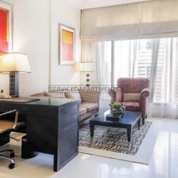 Furnished 1 Bedroom Hotel Apartment in Mercure Dubai