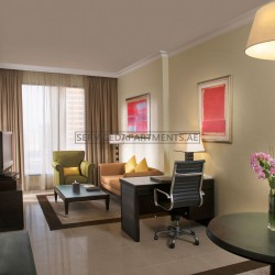 Furnished 1 Bedroom Hotel Apartment in Two Seasons Hotel & Apartments