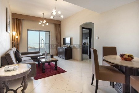 Furnished 2 Bedroom Hotel Apartment in Auris Boutique Hotel Apartments