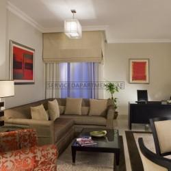 Furnished 2 Bedroom Hotel Apartment in Mercure Dubai
