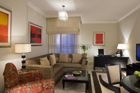 Furnished 2 Bedroom Hotel Apartment in Mercure Dubai