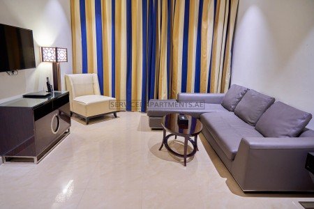 Furnished Studio Hotel Apartment in Grand Square Hotel and Apartments