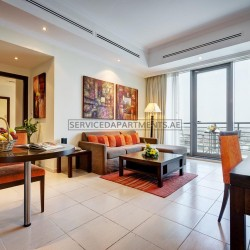 Furnished 1 Bedroom Hotel Apartment in Abidos Hotel Apartments Al Barsha