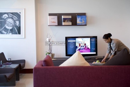 Furnished 1 Bedroom Hotel Apartment in Sheikh Zayed Road