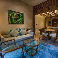 Furnished 1 Bedroom Hotel Apartment in Sofitel Dubai The Palm
