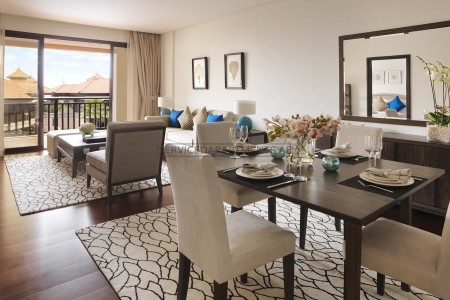 Furnished 2 Bedroom Hotel Apartment in Anantara The Palm Dubai Resort