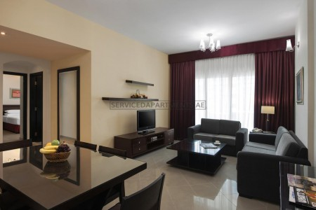 Furnished 2 Bedroom Hotel Apartment in Time Crystal Hotel Apartments