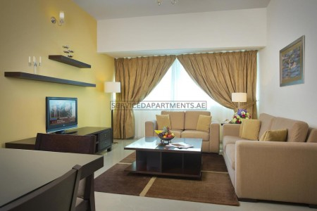 Furnished 3 Bedroom Hotel Apartment in Time Crystal Hotel Apartments