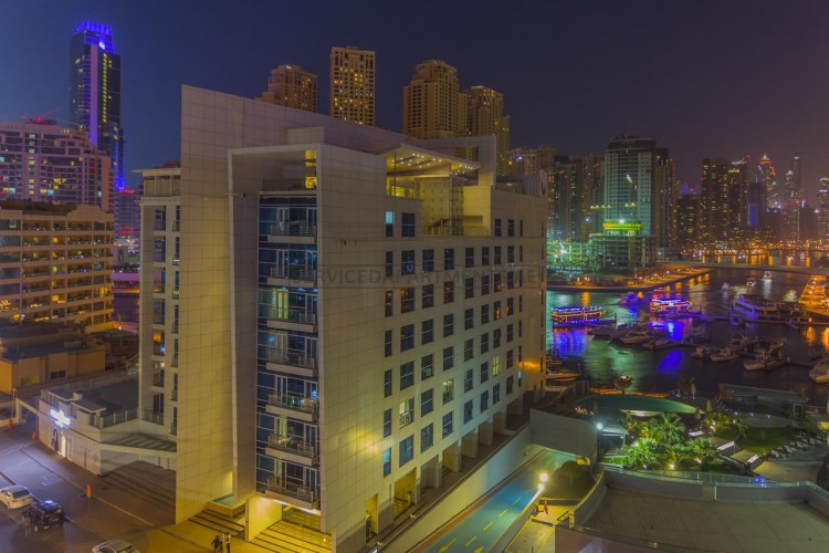 Studio Serviced Hotel Apartments For Rent In Dubai