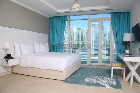 Furnished Studio Hotel Apartment in Jannah Marina Bay Suites