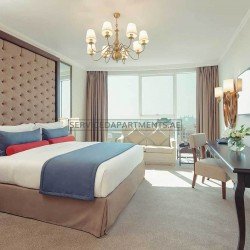 Furnished Studio Hotel Apartment in Dukes The Palm