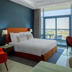 Furnished Studio Hotel Apartment in Radisson Blu Hotel Apartments DSO