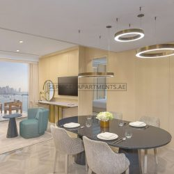 Furnished 1 Bedroom Hotel Apartment in Five Palm Jumeirah