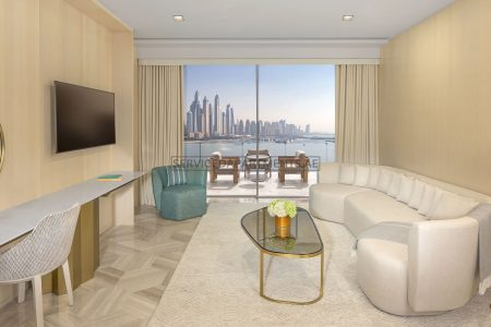Furnished 2 Bedroom Hotel Apartment in Five Palm Jumeirah