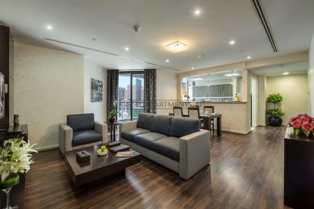 Furnished 2-Bedrooms Hotel Apartment in City Premiere Marina Hotel Apartments