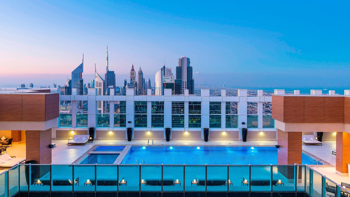 Sheraton Grand Hotel Dubai View