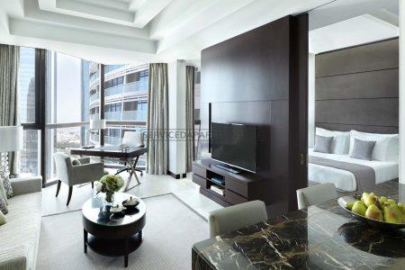 Furnished 1-Bedroom Hotel Apartment in Bab Al Qasr Hotel