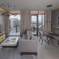 Furnished 1-Bedroom Hotel Apartment in Caesars Palace Bluewaters Dubai