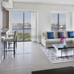 Furnished 1-Bedroom Hotel Apartment in Hyatt Regency Dubai Creek Heights