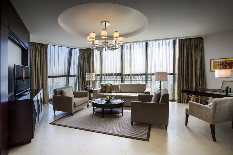 Furnished 2-Bedrooms Hotel Apartment in Bab Al Qasr Hotel