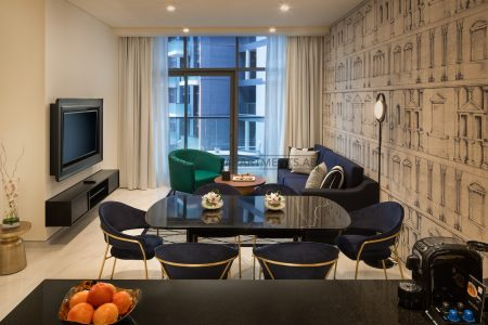 Furnished 2-Bedrooms Hotel Apartment in Millennium Atria Business Bay