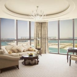 Furnished 3-Bedrooms Hotel Apartment in Bab Al Qasr Hotel