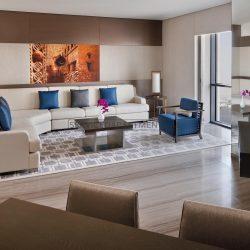 Furnished 3-Bedrooms Hotel Apartment in Hyatt Regency Dubai Creek Heights