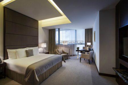 Furnished Studio Hotel Apartment in Bab Al Qasr Hotel