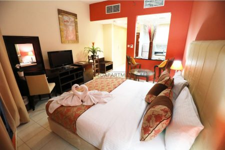 Furnished Studio Hotel Apartment in Parkside Hotel Apartments