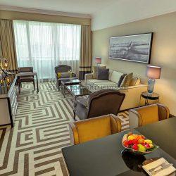 Furnished 1-Bedroom Hotel Apartment in Al Maha Arjaan by Rotana